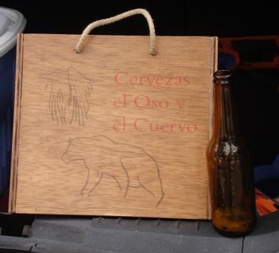Cervezas el Oso y el Cuervo